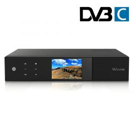 VU+ DUO 4K SE UHD 1x DVB-C FBC Twin Tuner PVR Ready