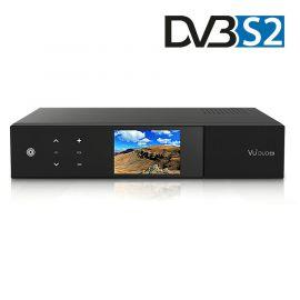 VU+ DUO 4K SE UHD 1x DVB-S2X FBC Twin Tuner PVR Ready