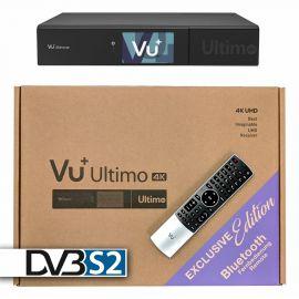 VU+ Ultimo 4K BT SE UHDTV 1xDVB-S2 FBC Dual, PVR, Triple