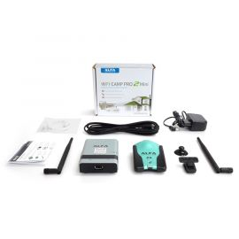 Alfa Network WiFi-Camp Pro2 MINI Set AWUS036NH + R36A Router