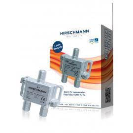 Hirschmann VFC 2104 SHOP splitter 2-voudig Kabel Keur op=op