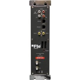 FTE ETWF310 2 A/V Channels to COFDM 2003566 op=op