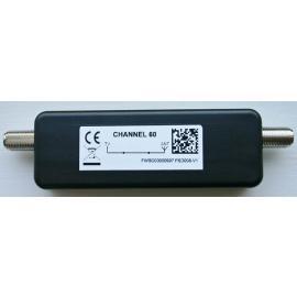 Maximum Filter UHF Kanaal 60 LTE Filter op=op