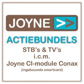 Bundel Actie Joyne CI Module + TV of Ontvanger