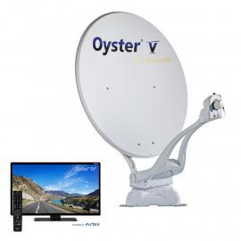 """Oyster V 85 SKEW Premium 24""""/61 CM H17cm op=op"""