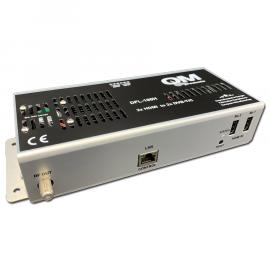 QM modulator DFL-100H 2xHDMI > DVB-T/C