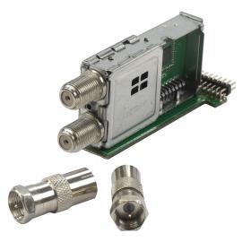 QVIART PnP DVB-T2/C Hybrid tuner voor Lunix3 4K op=op