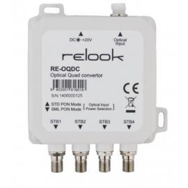 Relook RE-OQDC Optical Quad converter op=op