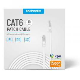Technetix CAT6-10M-SHOP CAT6 Patchkabel 10 mtr.