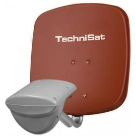 Technisat Multytenne DuoSat NL 45, Twin out, rood op=op