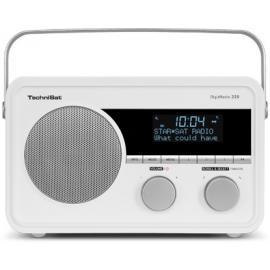 Technisat DigitRadio 220 white, DAB+ Portable radio op=op