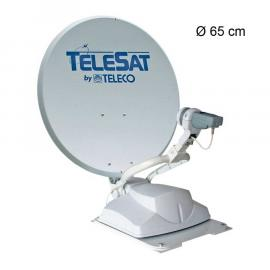 Teleco Telesat BT 65 SMART Diseqc, Panel 16 SAT, Bluetooth