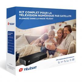 M7 Telesat EVO MP201 HD Home StarterSet Telesat op=op