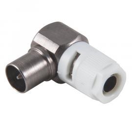 Triax KOSWI 4 IEC connector male Class A+ op=op *EoL*