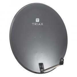 Triax TDS 88 7016 Antraciet, 6 hoeks vleugelmoer op=op