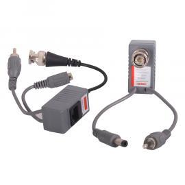 Triax CCTV video audio power RG59 CAT5/6 Balun op=op *EoL*