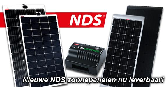 NDS zonnepanelen