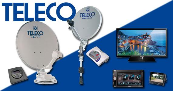 Teleco assortiment